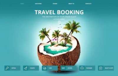 Thiết kế web du lịch chuyên nghiệp tại Gò Vấp