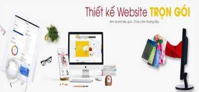 Thiết kế website trọn gói tại Gò Vấp