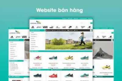 Mở website bán hàng online