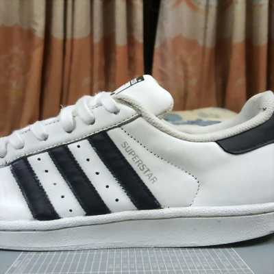 Giày ADIDAS SUPERSTAR J size 38 new 100%