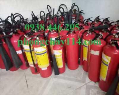 Nạp  bình chữa cháy giá cực rẻ