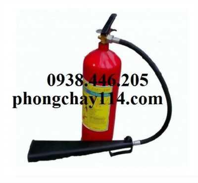 Nạp bình chữa cháy quận Bình Thạnh