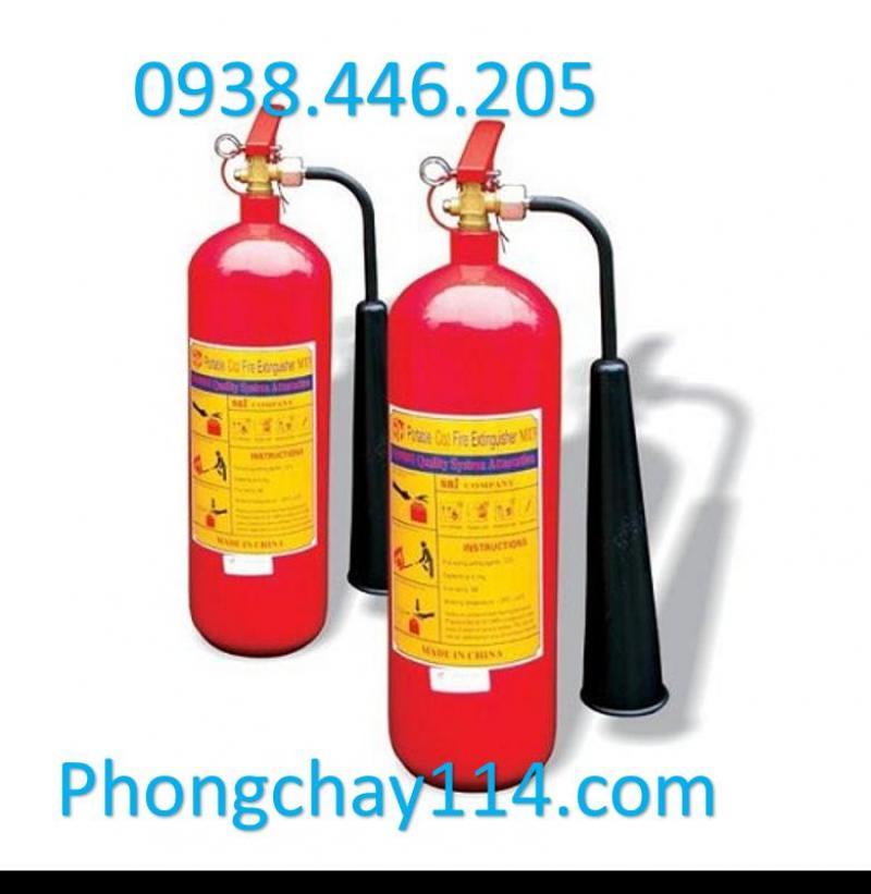 Nạp bình chữa cháy giá rẻ tại tp HCM, gọi ngay 0938.446.205 - 0986.206.114