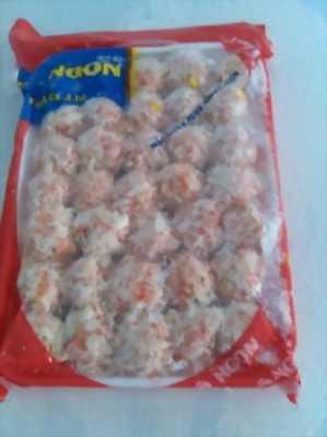 cá viên hải sản sốt mayonenaise giá sỷ ongon