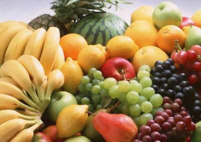 Bán các mặt hàng trái cây sạch giá rẻ