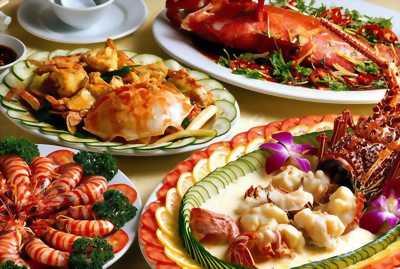 Chuyên mực và các loại hải sản Phú Yên