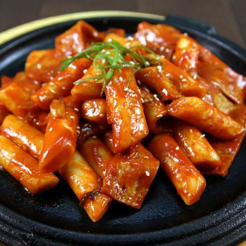 Bánh gạo Hàn