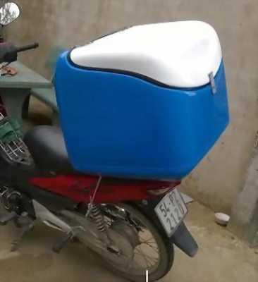 Bán thùng chở hàng giá rẻ, thùng giao pizza ở Long Biên, HN