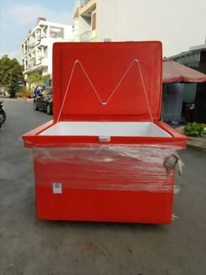 Thùng giữ lạnh 800L thái lan ướp hải sản đông lạnh giá rẻ giao hàng toàn quốc