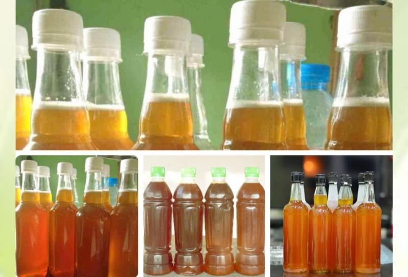 Mật ong nguyên chất rừng trà sư