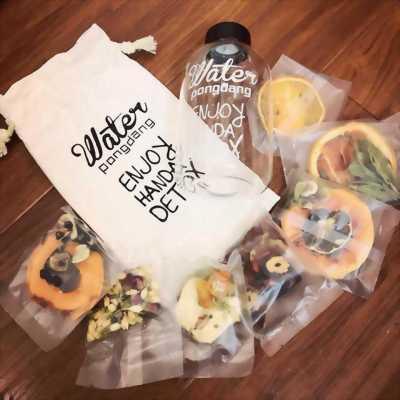 Detox hoa quả sấy hàn quốc