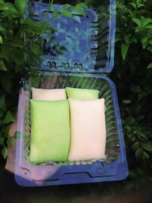 Bánh Crep Sầu Riêng