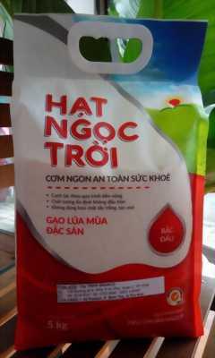 Gạo Hạt Ngọc Trời Bắc Đẩu
