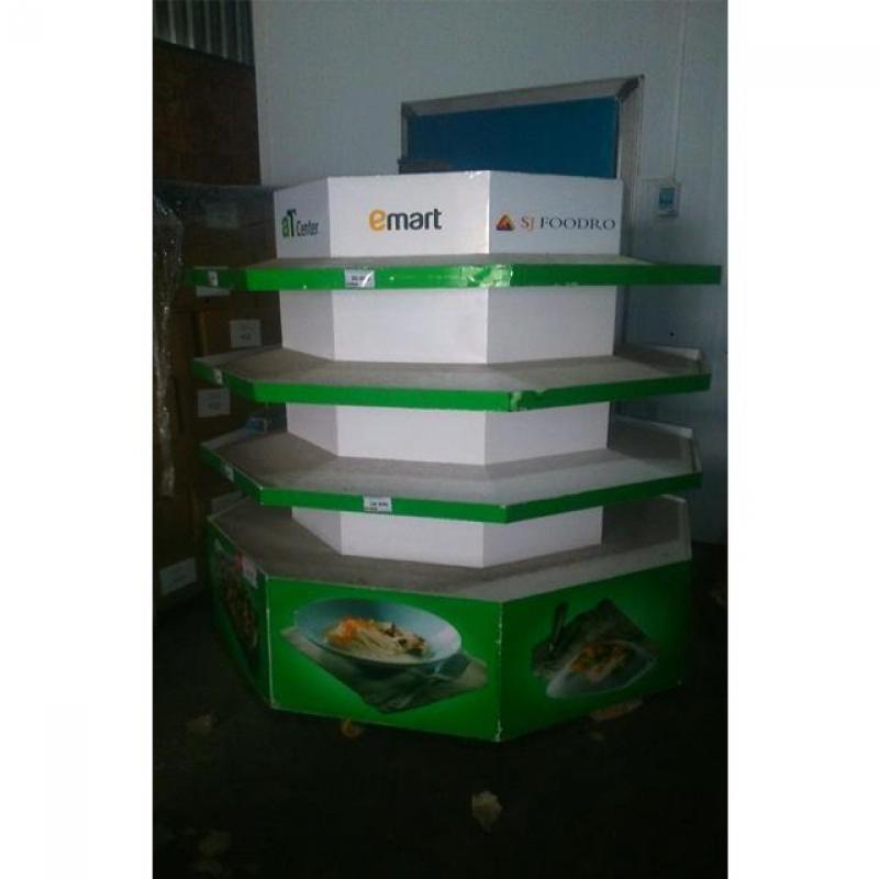 Thanh lý kệ đựng thực phẩm 4 ngăn