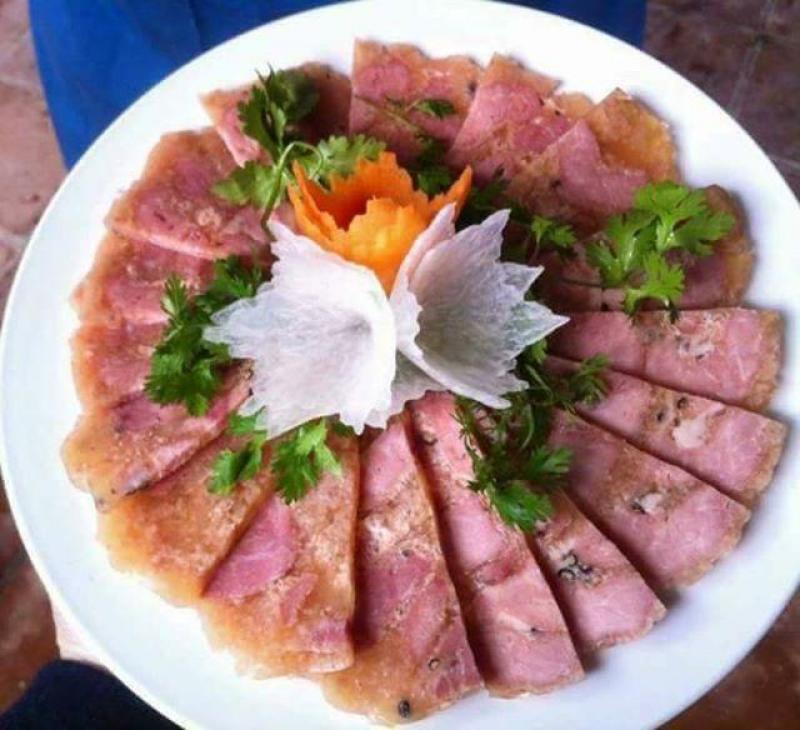 Chả  Thịt Vĩnh Long ngon giá rẻ