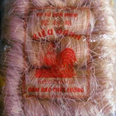 miến vàng hiệu con gà bao 5 kg ( 140.000 VND )
