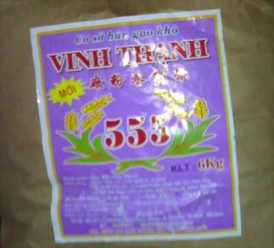 bún gạo vinh thạnh tím 555 bao 6 kg ( 145.000 VND )