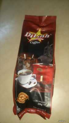 cafe di linh black 500g ( 30.000 VND )