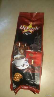 cafe di linh black 500g ( 30.000 VND )