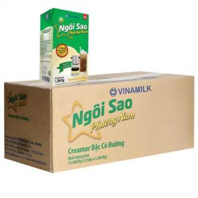 sữa đặc ngôi sao giấy 1 kg 1 thùng 12 hộp ( 720.000 VND )