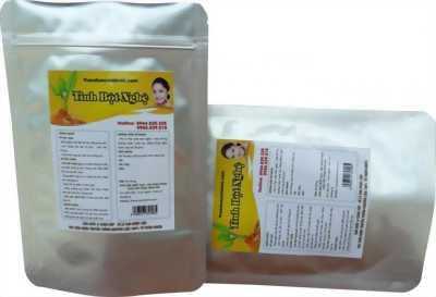 Tinh bột nghệ Hoàng Minh Châu - sản phẩm chất lượng và uy tín