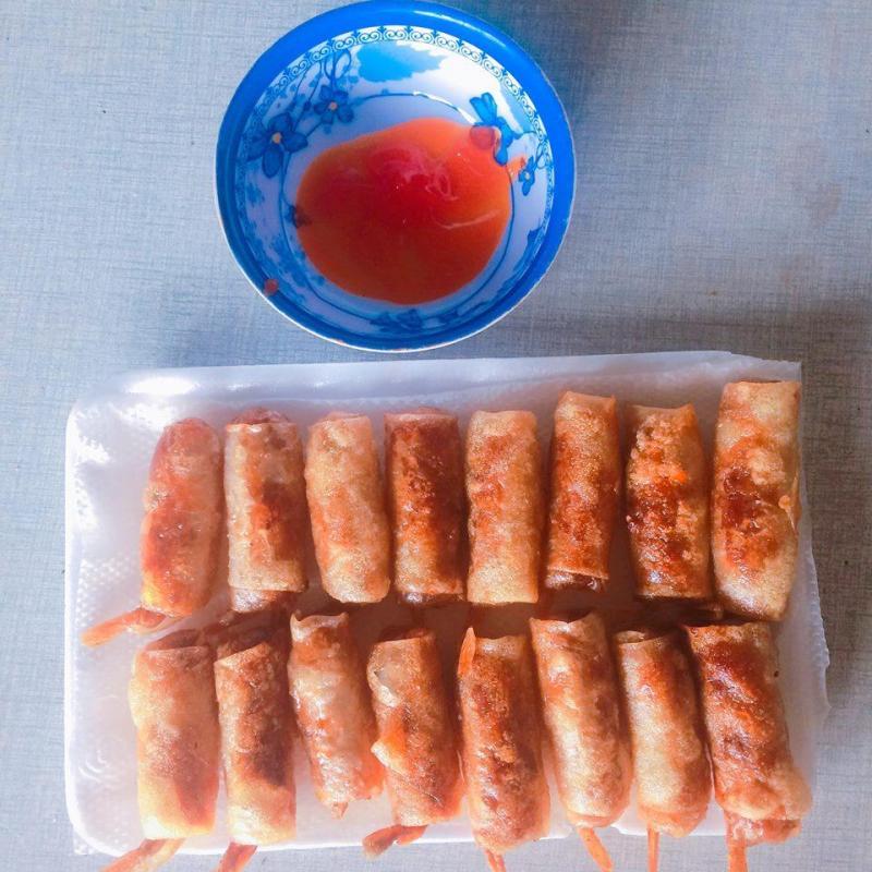 Chả lụa Bình Định tại Tân Phú