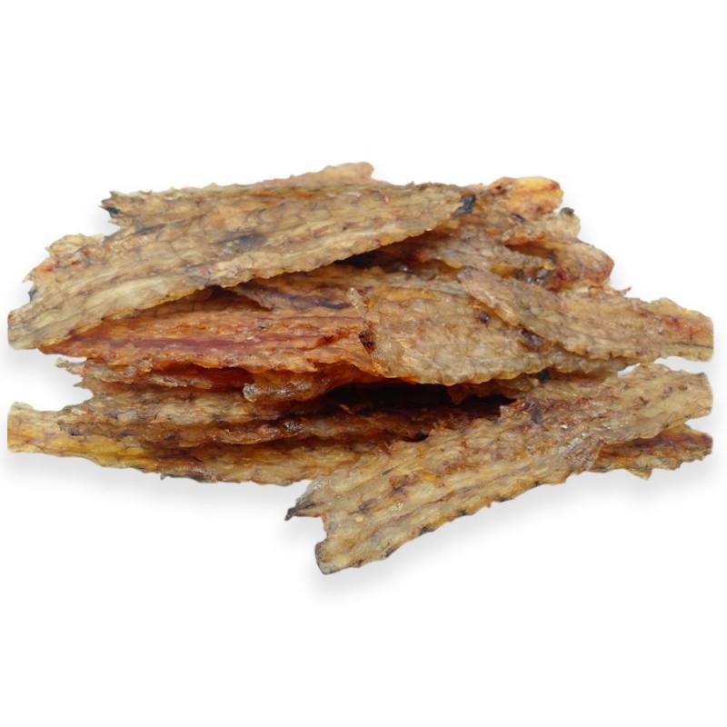 Bánh tráng tôm tích phơi khô đặc sản