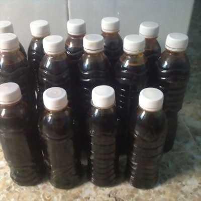 Nước màu dừa nhà nấu đặc sản Bến Tre