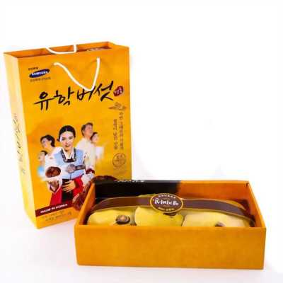 Nấm linh chi núi nhập khẩu Hàn Quốc
