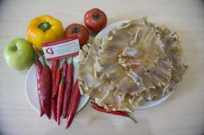 Khô cá đuối tẩm vị ( Đặc sản khô Hoa Mai Food)