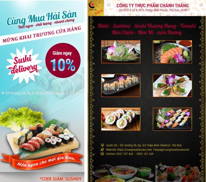 Cung cấp hải sản, thực phẩm Nhật nhập khẩu