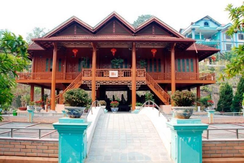 Himlam Resort – Điểm du lịch hấp dẫn