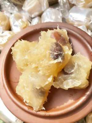Túi 500gr Mứt Kẹo mãng cầu thơm ngon hấp dẫn - Food by Mama
