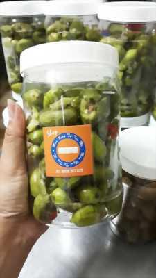 Hộp 500gr Cà na đập lắc muối ớt thơm ngon hấp dẫn - Food by Mama