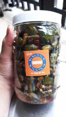 Hủ 500gr Me non lắc mắm đường muối ớt thơm ngon hấp dẫn - Food by Mama