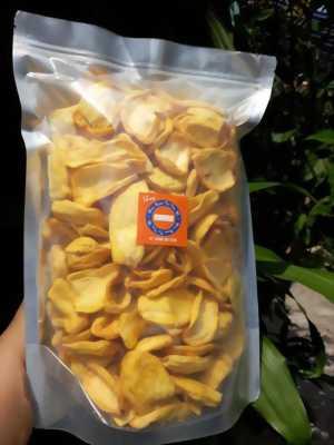 Gói 500gr Mít sấy giòn tự nhiên thơm ngon - Food By Mama