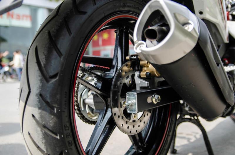 Mua pô xe máy exciter 150 và cách độ pô đúng cách