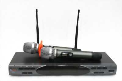 Bí quyết chọn mua micro karaoke không dây chất lượng và cách sử dụng