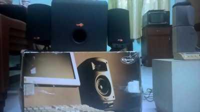 Loa vi tính Speaker 2.1 LD 808