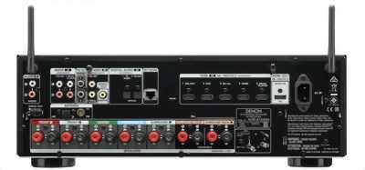 Amply Denon AVR-X1500H, Amply đa kênh 7.2