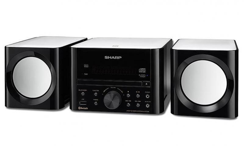 Dàn máy nghe nhạc mini Sharp XL-LS703B