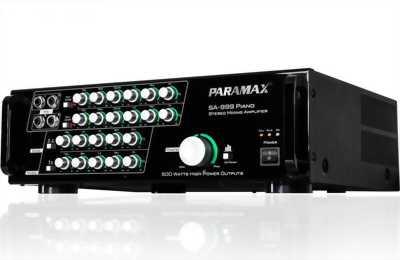 Vang số Paramax PRO MX-2000