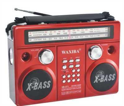 Radio waxiba với loa
