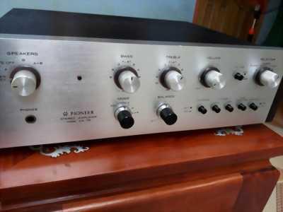 1 AMPLY PIONEER SA-6800II 100V,120W,NGUYÊN RIN