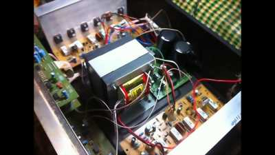 Amply 8 sò tăng phô 15A công ty các loại.