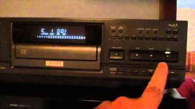 CD PANASONIC SL-PS700