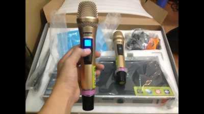 Micro karaoke micro ugx9 x9II