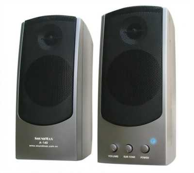 Loa soundmax a-140 vẫn còn mới