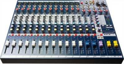 Mixer Soundcaft EFX12 hàng nhập zin 100%