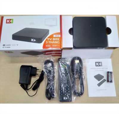 K+ TV BOX (Android Tv Box) - Nội dung đẳng cấp - Truyền hình cực nét